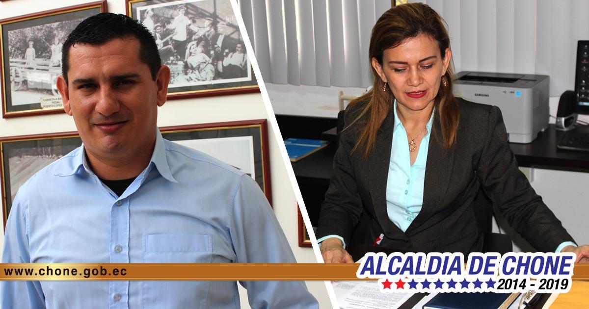 Alcalde designó a nuevos funcionarios municipales