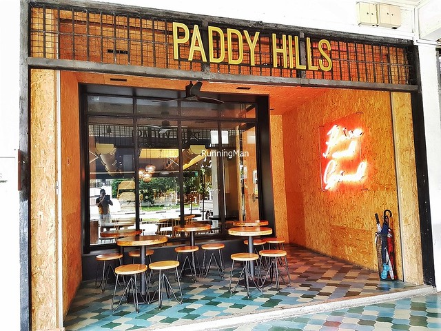 Paddy Hills Exterior
