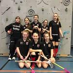Teamfotos Juniorinnen C 2017/18