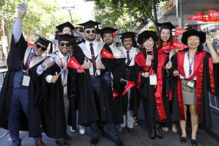 Melbourne Graduation 2017