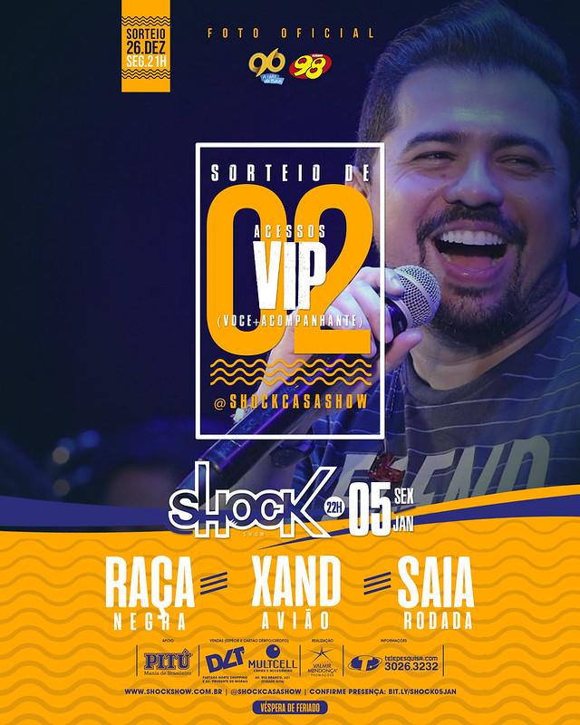 Shock 05.Jan - Promoção VIP 1 (Anúncio)
