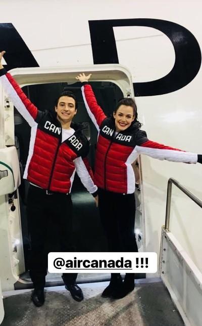 T&S 2017 Air Canada Oly Team 9