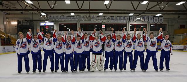 Dec 17, 2017 - Central AB IceBrkr - U16AA Shock wins Gold