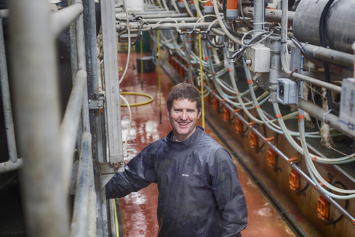 The dairy farmer - the real milkman