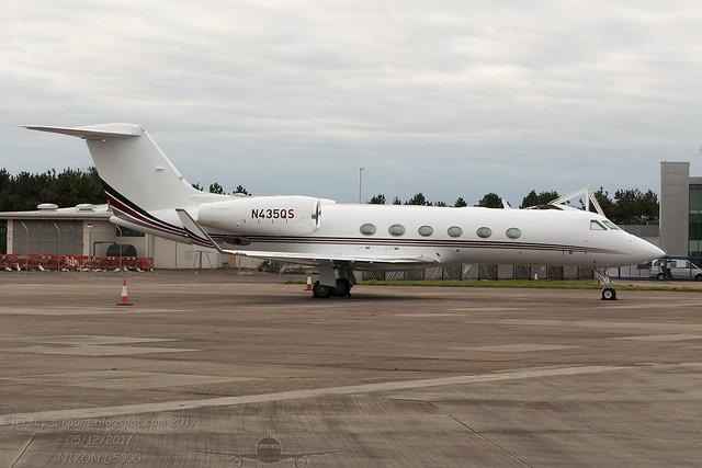 N435QS Gulfstream G450