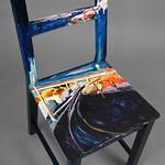 Meghan Wilbar; Item 143 - in SITu: Art Chair Auction