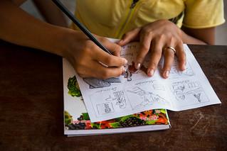 Village School Cambodia