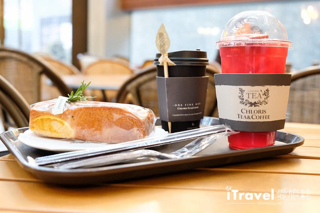 首尔美食餐厅 Chloris Tea & Coffee (16)