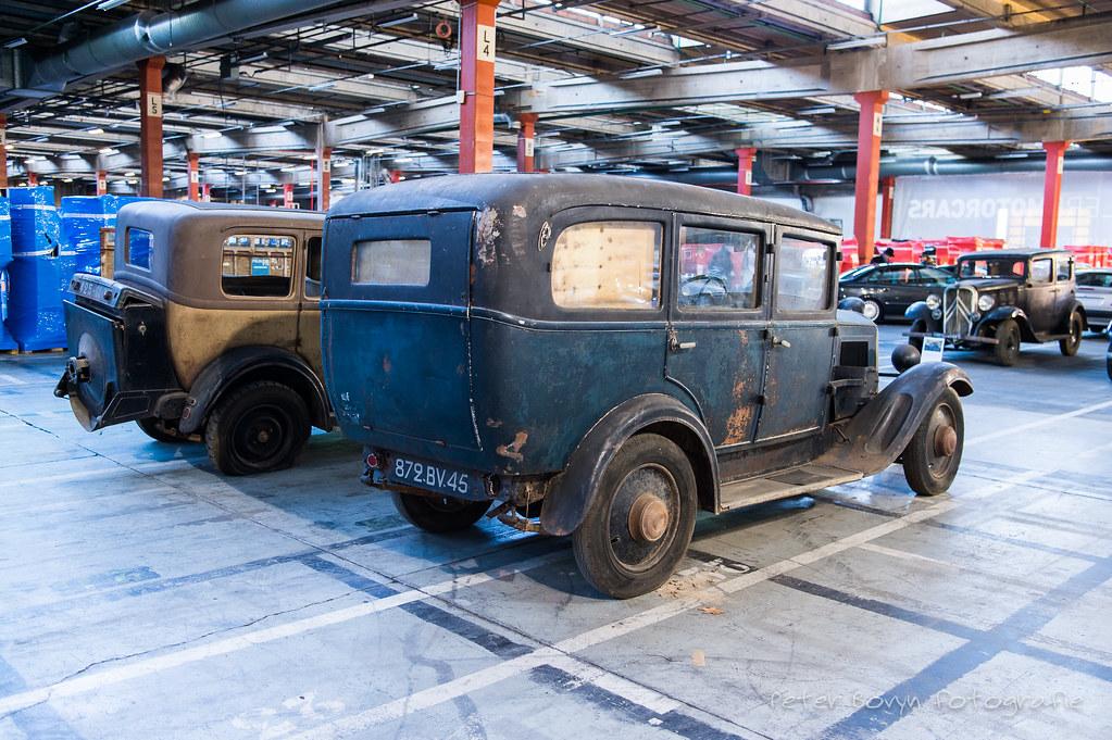Citroën C4 Berline Carrosserie Spéciale - 1929
