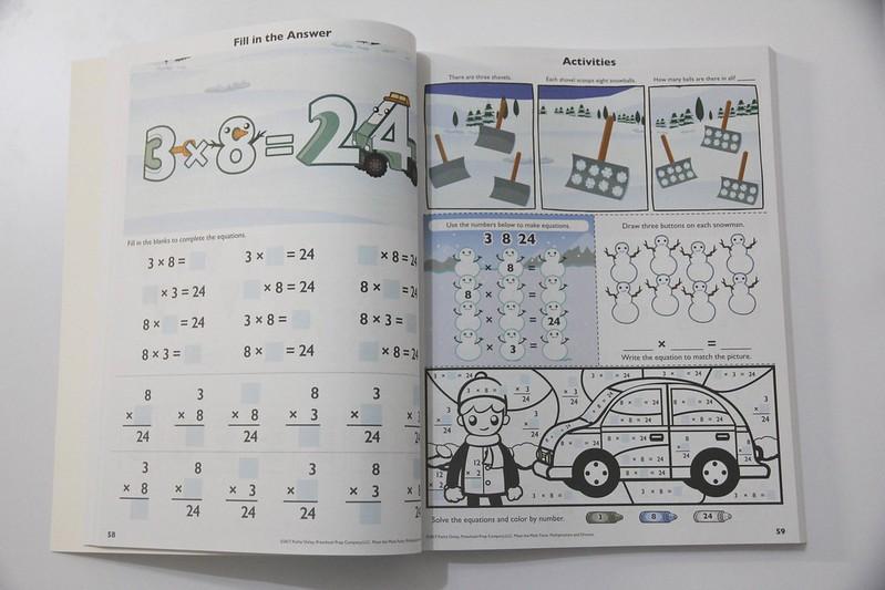 【美國Preschool Prep】幼兒美語學習教材 - 學齡前最好的英文學習工具