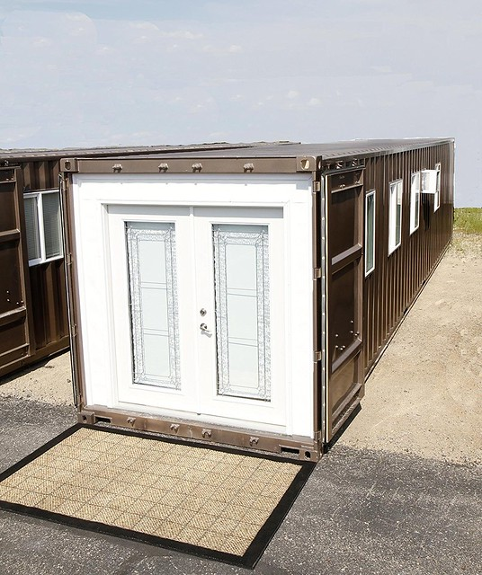 40 Foot shipping container tiny Home