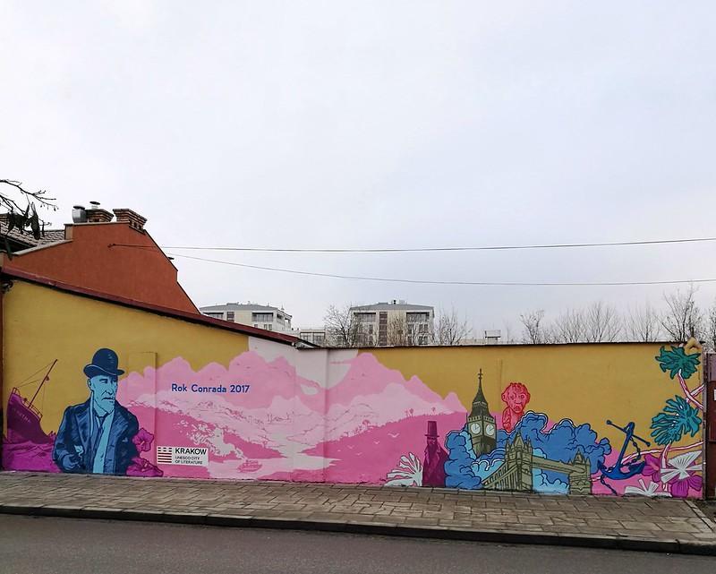 "Mateusz Kołek, ""Joseph Conrad"", December 2017"