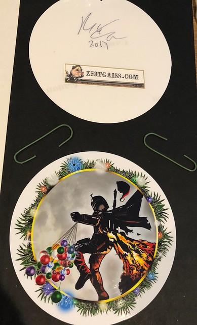 Zeitgaiss Ornaments