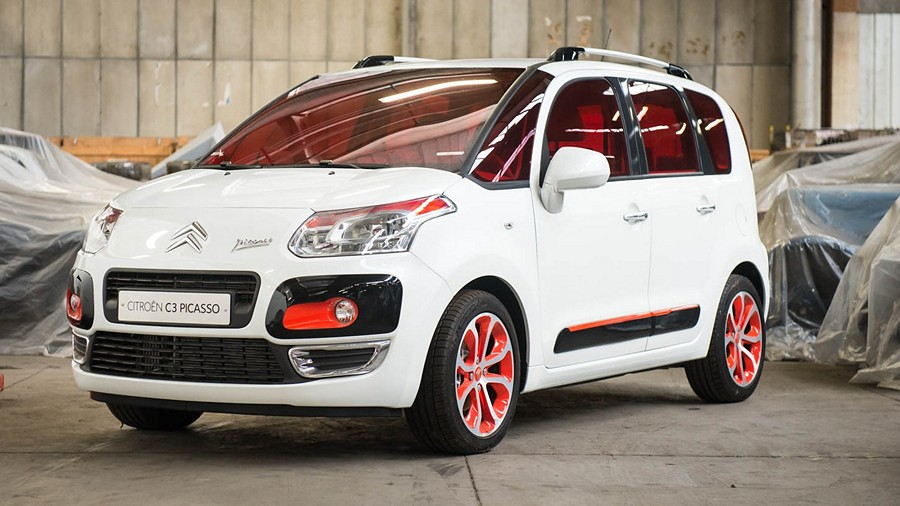 CITROEN C3 PICASSO salon
