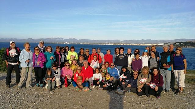 2017-10-22 Caminada, excursió i pedalada Festa de Salou