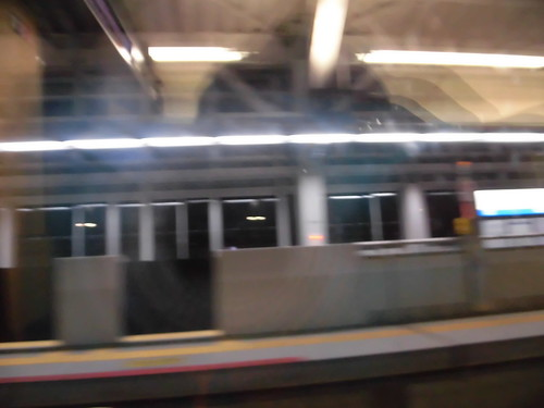 たぶん黒部宇奈月温泉駅の通過