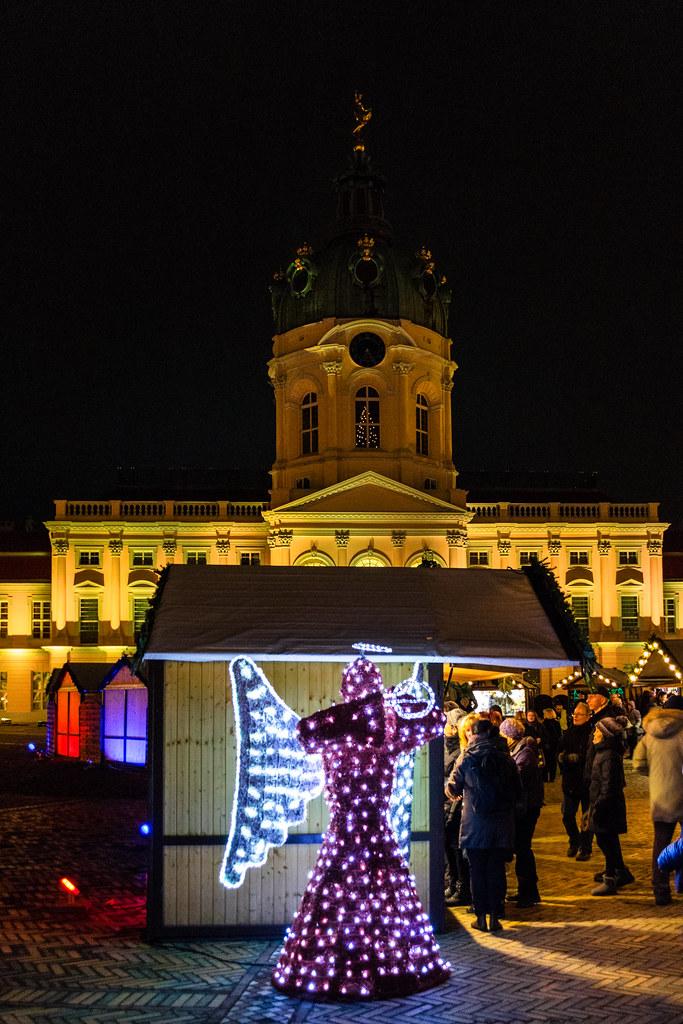 Weihnachtsmarkt Charlottenburg.Weihnachtsmarkt Am Schloss Charlottenburg De Wikipedia Org Flickr