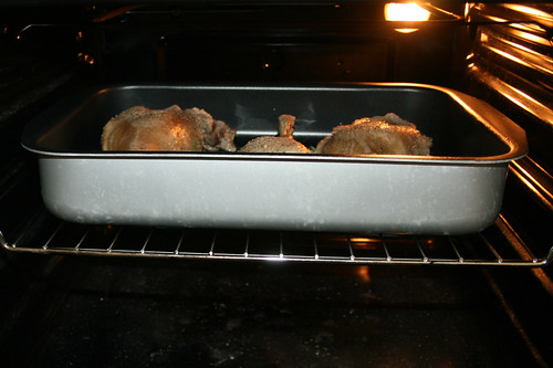 48 - Im Ofen backen / Bake in oven