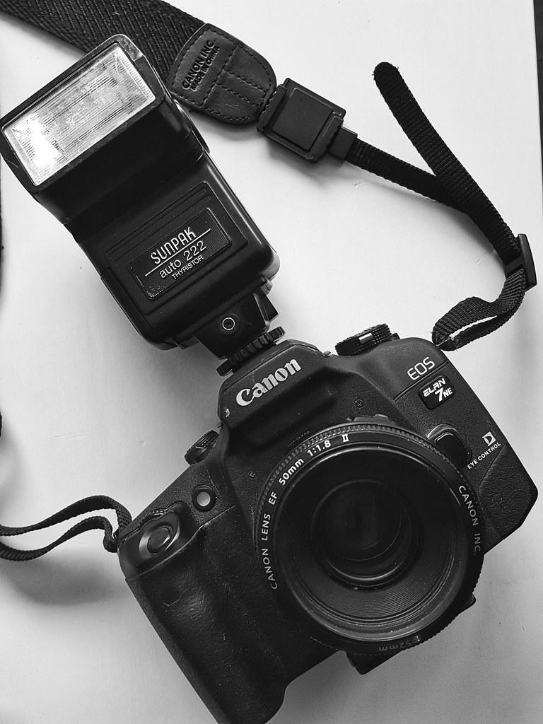 Canon EOS Elan 7NE
