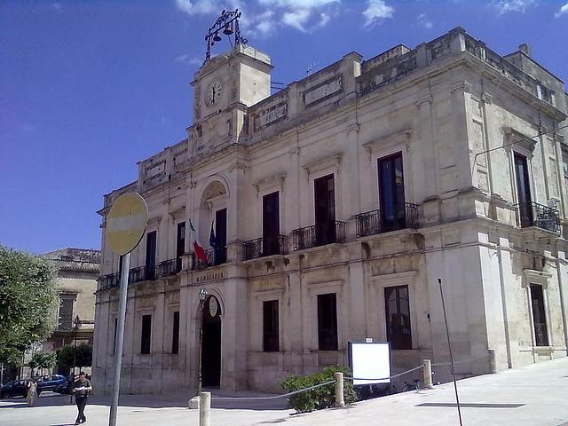 municipio palazzo san domenico