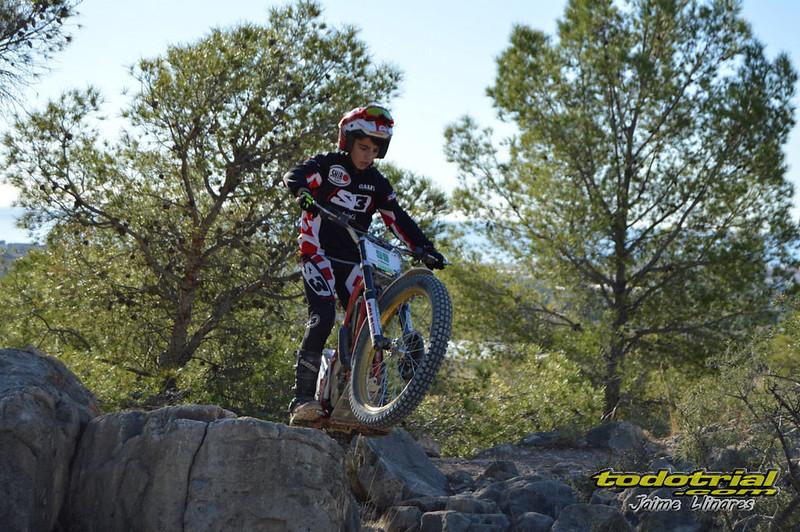 Trial Siete Aguas, Cto. C. Valenciana 2017