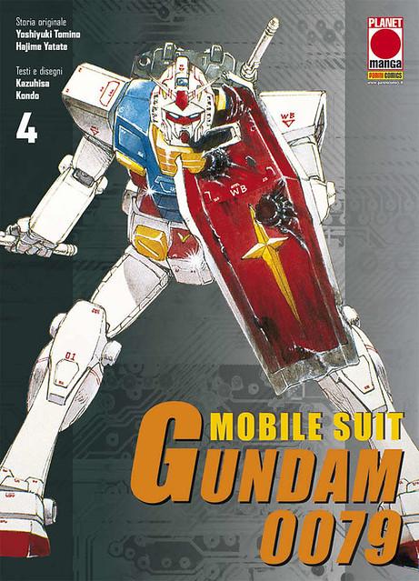 Gundam 0079 by Kondo Reprint