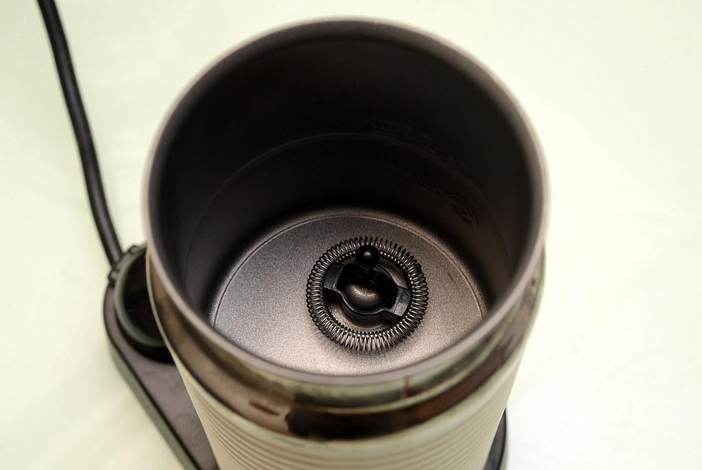 Nespresso 奶泡機 + 究極のTKG