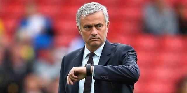 Jose Mourinho Tetap Memuji Semangat Juang Manchester Uniter Walaupun Hasilnya Kecewa