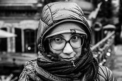 Portrait, Vilnius, Lithuania