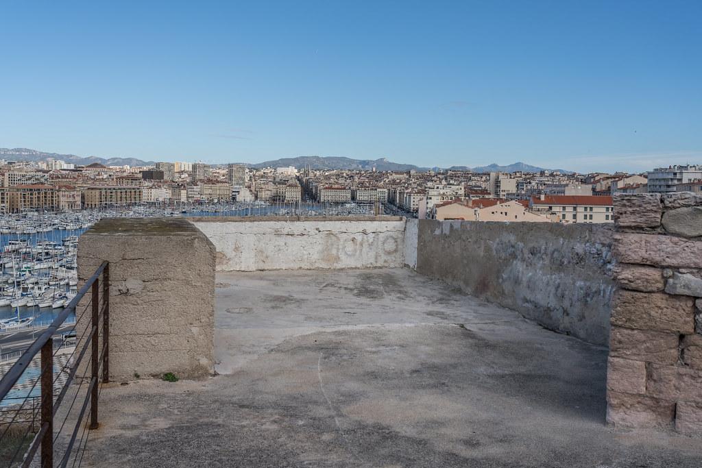 Mar 61a, Fort St Nicolas et souterrain caserne d'Aurelle - Page 3 38746476034_1647285b15_b