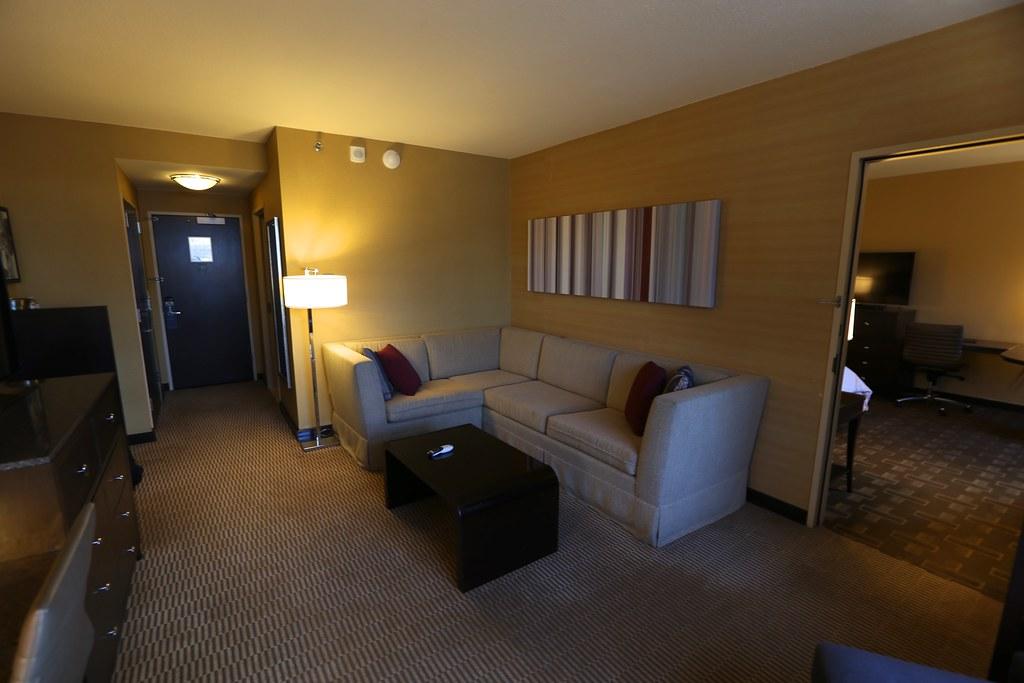 Hilton Americas-Houston Standard Suite 13