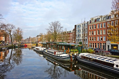 Five of the best destinations in Europe: Amsterdam