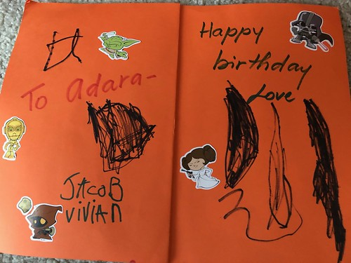 Adara's 7th Birthday