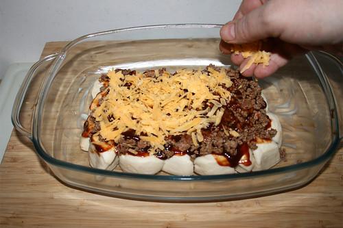 10 - Käse hinzufügen / Add cheese