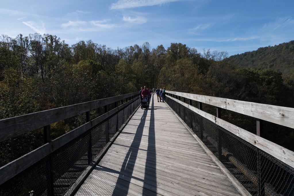Bridge at Ohiopyle State Park