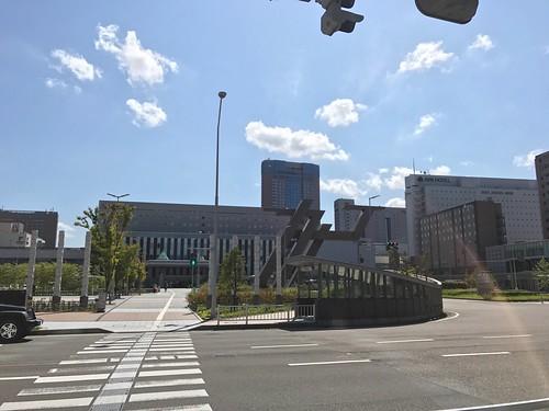 翌日。集合場所の金沢駅