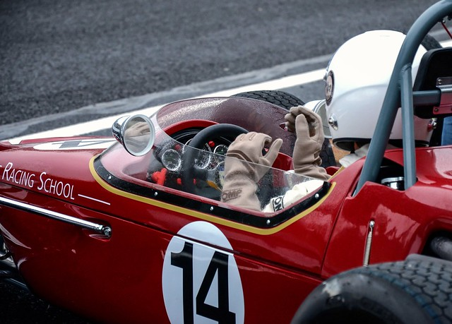 Classic racing school