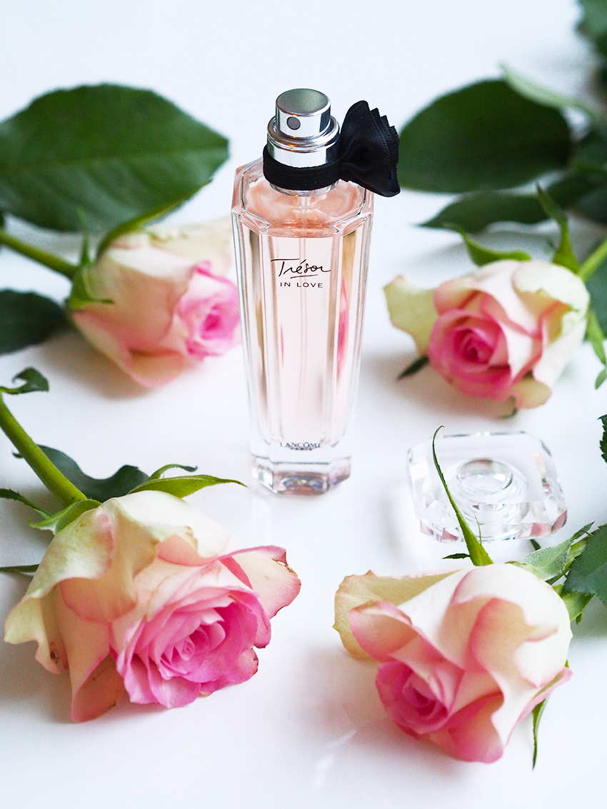 Lancome Tresor in Love hajuvesi blogi 6