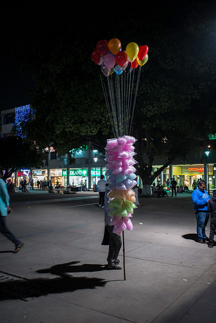 Balloons - Chandigarh Sector 17 Market