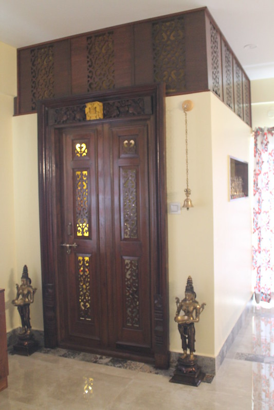Pooja Room Door Designs Pooja Room: An Interior Designer Shares 10 Pooja Room Designs For Your