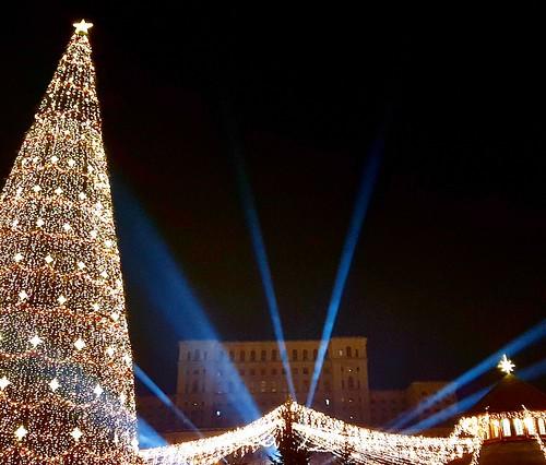 Mercatino di Natale a Bucarest