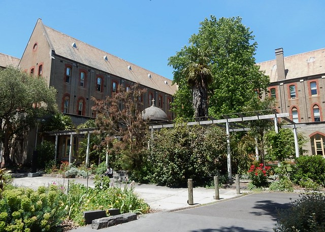 Header of Abbotsford Convent