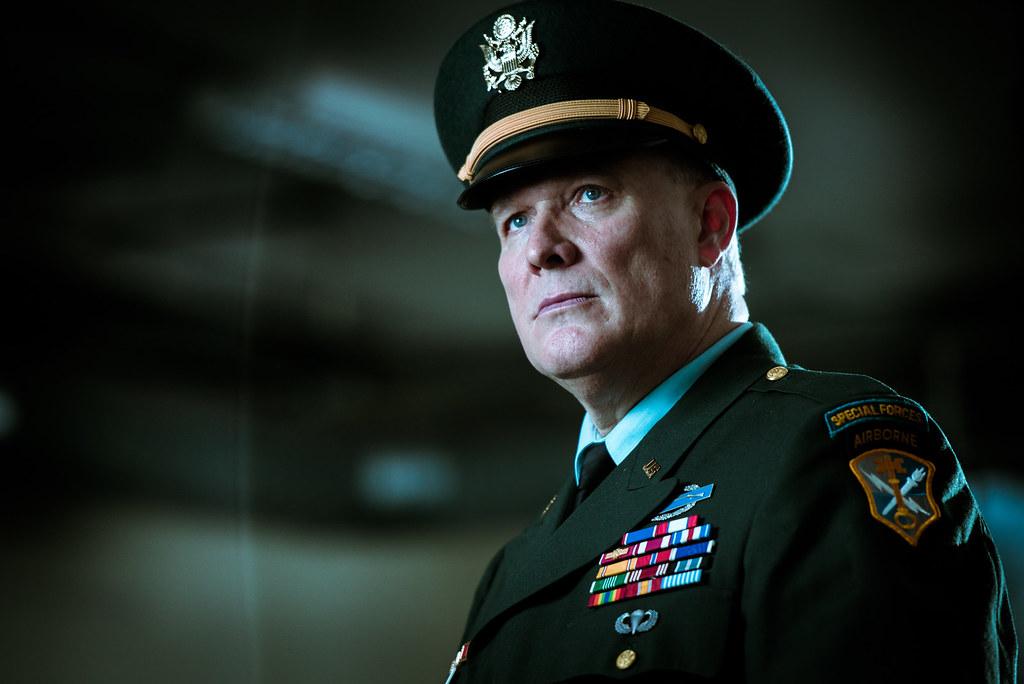 American Army Green Service Generals Uniform Wwwstarnowc Flickr