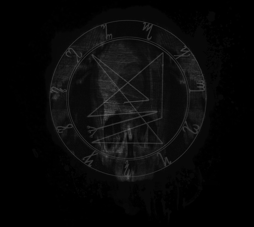 DEATHSTENCH logo Sigil DEATHWORSHIP