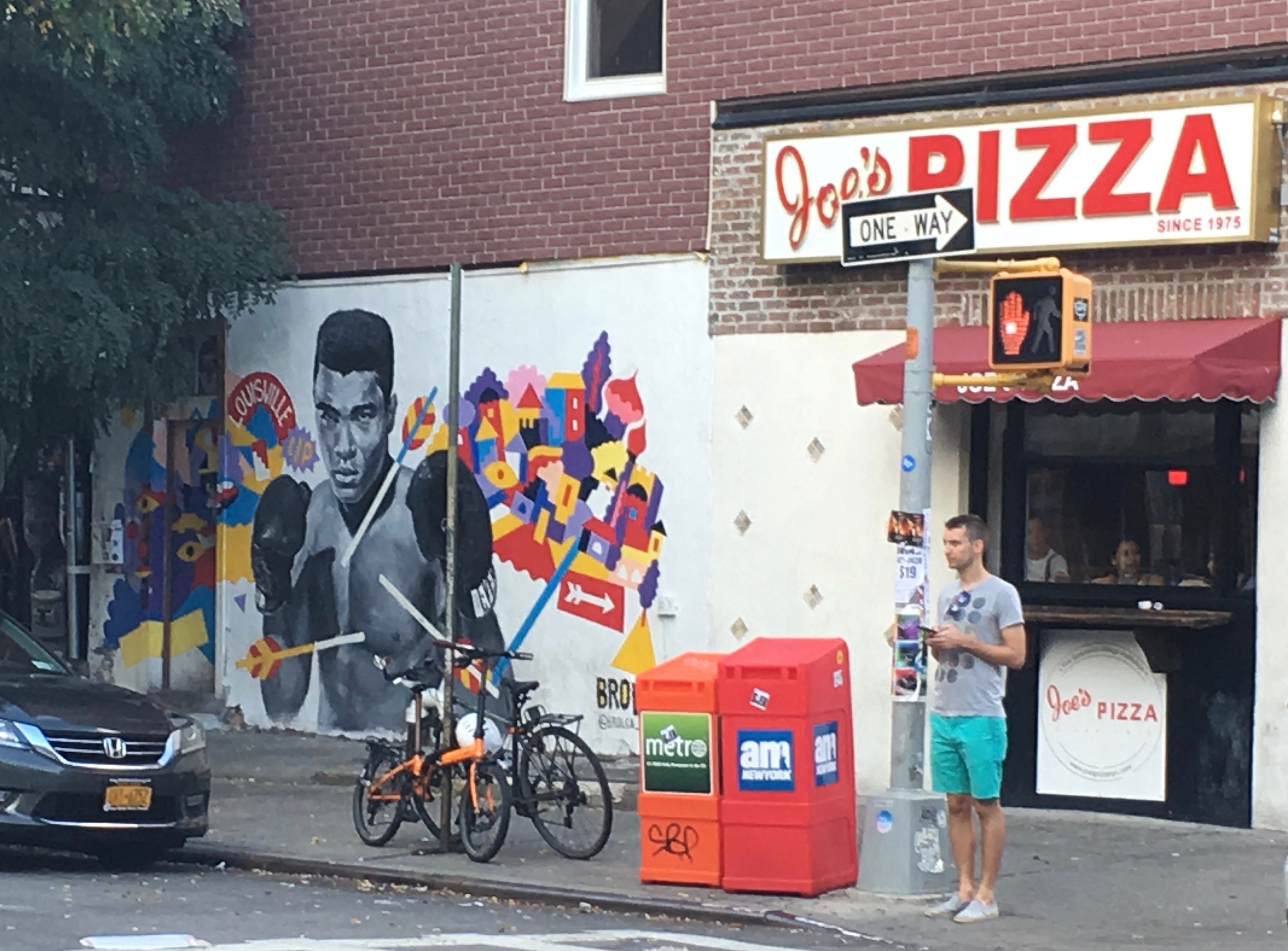 Brooklyn street art - ali