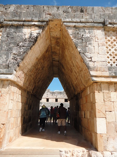 Uxmal - Inverted V-Gates