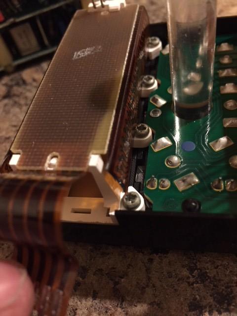 13 Button On Board Computer SCREEN repair ideas