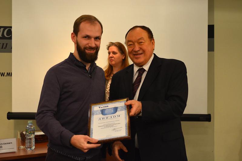 Вручение диплома «Лидер продаж 2017» изданию «Шедевры мировой литературы в миниатюре»
