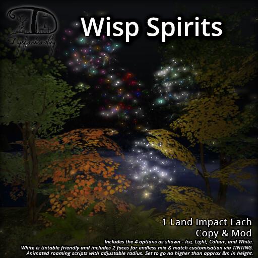 Wisp Spirits - TeleportHub.com Live!