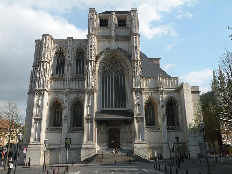 Portada Iglesia de San Pedro en Lovaina Sint-Pieterskerk o Iglesia de San Pedro - 24491262537 c69cdbf952 c - Sint-Pieterskerk o Iglesia de San Pedro